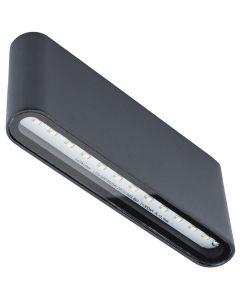 Kinkiet Zewnętrzny Oprawa Elewacyjna LED FLOW 1x6W 4000K 540lm IP54