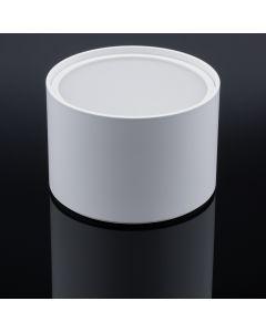 Oprawa sufitowa natynkowa Spot LED JUSTUS 12W 3000K 871lm biała okrągła stała BOWI