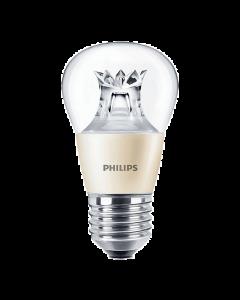 Żarówka LED E27 P48 6W = 40W 470lm 2700K Ciepła 140° PHILIPS Ściemnialna
