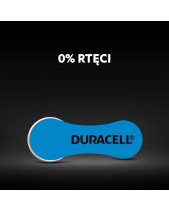 BATERIE do aparatu słuchowego Duracell DA-675 PR44 Blister 6szt