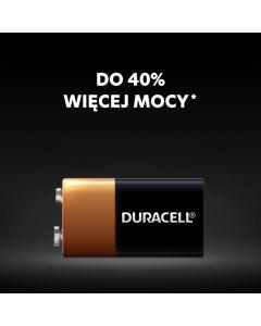 Baterie Alkaliczne Duracell Basic 6LR61 9V Blister 1szt