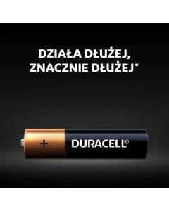 Baterie Alkaliczne Duracell Basic AAA LR03 Blister 2szt