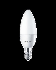 Żarówka LED ŚWIECA E14 5,5W=40W 470lm PHILIPS Ciepła 2700K 180st