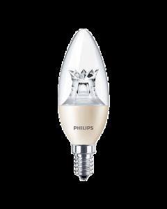 Żarówka LED E14 B40 8W = 60W 806lm 2700 Ciepła 250° PHILIPS Master Ściemnialna