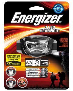 Latarka czołowa LED ENERGIZER HEADLIGHT 3 LED 33lm