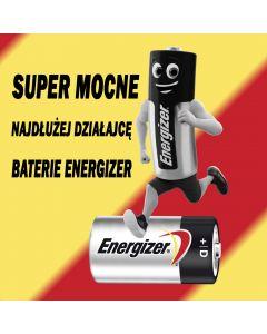 Baterie Alkaliczne ENERGIZER AAA LR03 MN2400 1.5V Blister 8szt