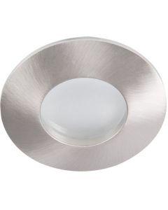 Oprawa sufitowa łazienkowa halogenowa szczelna QULES GU10 chrom mat Kanlux