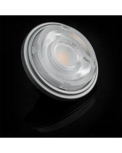 Żarówka LED G53 AR111 11,5W = 75W 800lm 3000K Ciepła 40° 12V OSRAM Parathom Pro Ściemnialna