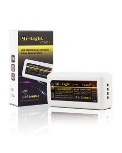 Sterownik LED CCT 12/24V 10A Mi-Light Wi-Fi - FUT035