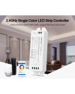 Kontroler Sterownik taśm LED MONO 12/24V 12A Mi-Light Wi-Fi - FUT036M