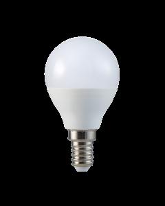 Żarówka LED E14 G45 5,5W 470lm 2700K-6500K RGB 150° POLUX Smart WiFi TUYA
