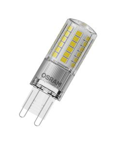 Żarówka LED G9 KAPSUŁKA 4,8W = 50W 600lm 2700K Ciepła 320° OSRAM Parathom