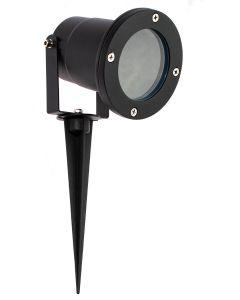 Zestaw Lampa Ogrodowa LED DIEGO IP65 WODOODPORNA + PRZEWÓD + LED GU10 6W 4000K