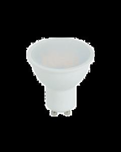 Żarówka HALOGEN LED GU10 1W 10W 80lm ZIELONA 120°