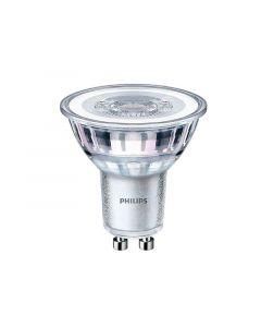 Żarówka LED HALOGEN GU10 4,6W = 50W 390lm PHILIPS 6500K 36°