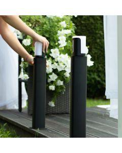 Lampa ogrodowa LED stojąca SŁUPEK 60cm oprawa naziemna 7,5W Veroni