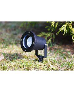 Lampa Ogrodowa REFLEKTOR LED z Przewodem 30cm MasterLED + GU10 6W Ciepła Barwa