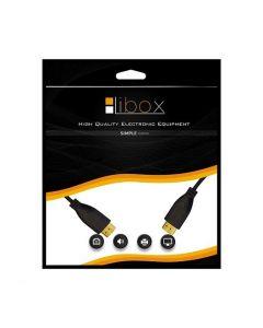 Kabel Przewód HDMI - HDMI v 1.4 1m LB0002-1 LIBOX