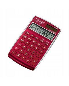 Kalkulator Citizen CPC-112 RDWB Czerwony