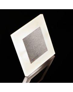 Oprawa Schodowa Dekoracyjna LED APUS Biała 0,8W 13lm 3000K Ciepła 12V Kanlux