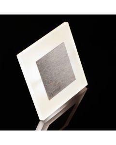 Oprawa Schodowa Dekoracyjna LED APUS Czarna 0,8W 13lm 3000K Ciepła 12V Czujnik Ruchu Kanlux