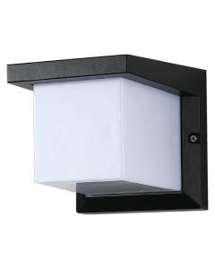 Lampa Ogrodowa Kinkiet Elewacyjny E27 TAURUS CZARNA IP54
