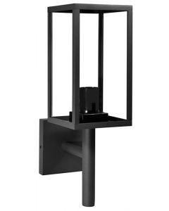 Kinkiet Ogrodowy Lampa Elewacyjna Malmo Góra E27 Grafit - Polux