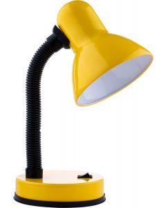 Lampka biurkowa szkolna do LED E27 GAMA KM4010-ZL żółta KM LUMILED