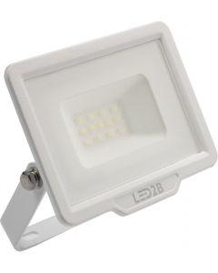 Naświetlacz LED HALOGEN MH 10W 6000K 800lm Biały LED2B KOBI
