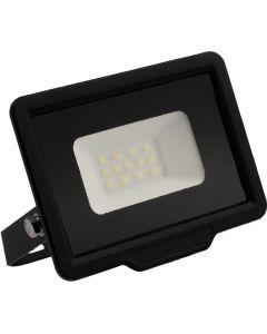 Naświetlacz LED HALOGEN MH 10W 6000K 800lm Czarny LED2B KOBI