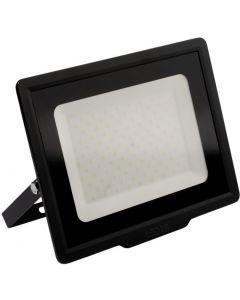 Naświetlacz LED HALOGEN MH 100W 6000K 8000lm Czarny LED2B KOBI