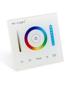 Sterownik dotykowy LED RGB+CCT 12V / 24V 15A Mi-Light NAŚCIENNY - P3