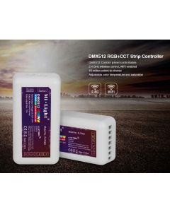 KONTROLER Sterownik do taśm LED RGB+CCT DMX Mi-Light - FUTD02