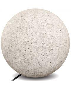 Kula ogrodowa LAMPA do ogrodu E27 GARDEN BALL M Kobi 28cm