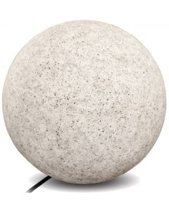 Kula ogrodowa LAMPA do ogrodu E27 GARDEN BALL L  38cm