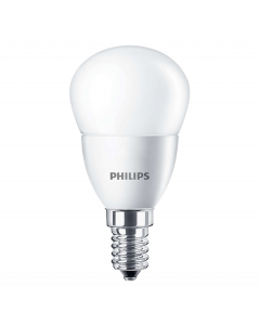 Żarówka LED KULKA E14 7W = 60W 806lm PHILIPS 2700K 230V FR