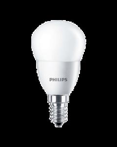 Żarówka LED E14 P45  7W = 60W 830lm 4000K Neutralna 180° PHILIPS