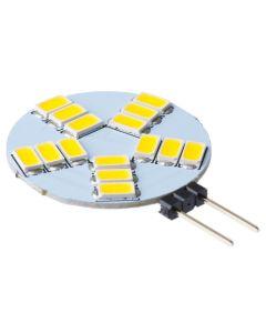 Żarówka LED G4 PALETKA 4W = 35W 360lm 3000K Ciepła 270° 12V DC LUMILED