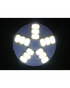 Żarówka LED G4 PALETKA 4W = 35W 360lm 4000K Neutralna 270° 12V LUMILED
