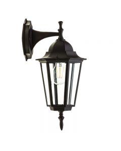 Lampa ogrodowa LO4102 E27 IP44 KOBI ALUMINIUM CZARNA