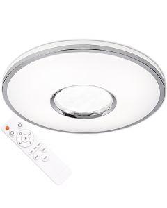 Plafoniera LED Oprawa Sufitowa Leon 36W 2160lm 49cm Polux + pilot