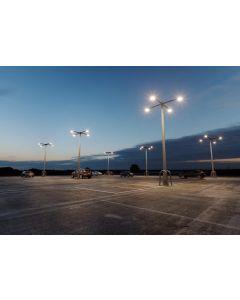 Lampa Uliczna Oprawa LED 60W 3000K 7130lm IP66 ECO CLASS AREALIGHTING Gen 2 Ledvance
