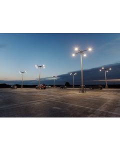 Lampa Uliczna Oprawa LED 60W 2700K 6600lm IP66 ECO AREA SPD LEDVANCE