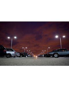 Lampa Uliczna Oprawa LED 30W 3000K 3450lm IP66 ECO AREA SPD LEDVANCE