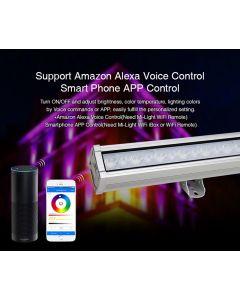 Naświetlacz liniowy LED 24W RGB+CCT Mi-Light - RL1-24