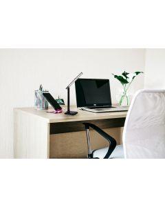 Lampka biurkowa szkolna Jowi Y1096 czarna ciepła 9W POLUX lampka na biurko