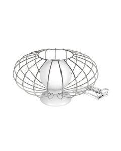 Lampka stołowa stojąca KRONOS 1xE14 IP20 Chrom Metal Milagro