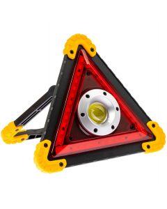 Latarka Akumulatorowa Warsztatowa Trójkąt ostrzegawczy Libox LB0182 4 tryby świecenia