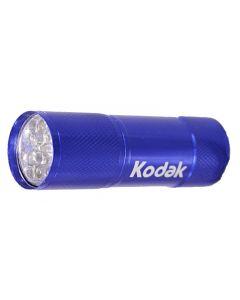 LATARKA RĘCZNA, LED flashlight  46lm + 3xAAA IP62 niebieska KODAK