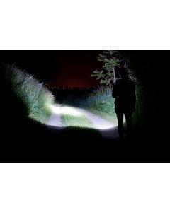LATARKA RĘCZNA, LED flashlight  46lm + 3xAAA IP62 czarna KODAK
